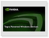 Tegra3 ve Windows RT Eğitim